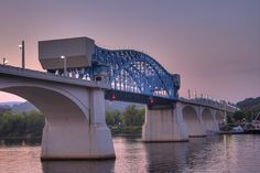Market Street Bridge by wdickert, via Flickr