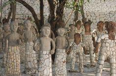 El jardín de rocas de Chandigarh   Planeta divertida
