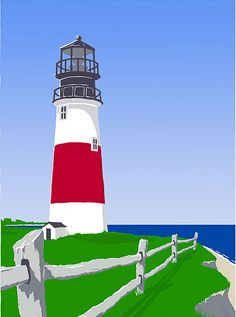 Image Detail for - Nantucket Posters and Prints by Eric Holch