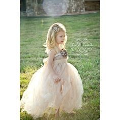 @christina jean..this is super cute for London!!country chic wedding found on Polyvore.  Flower girl