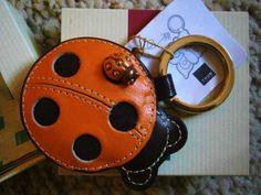 Portachiavi Thun coccinella arancione oggetti non ingombranti nuovo Lecco - Reoose.com