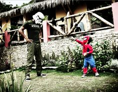 """When I left you, I was but the learner, now I am the master."" (ayampe, ecuador)"