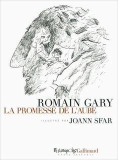 Amazon.fr - La promesse de l'aube - Romain Gary, Joann Sfar - Livres