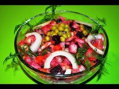 Классический рецепт винегрета: простой, но очень полезный салат