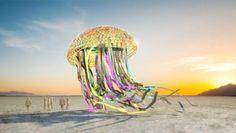 Peter Hazel: An Artist's Life in Full Bloom | Burning Man Journal