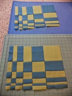 Kat & Cat Quilts: Fibonacci block {do. Good Stitches, July}
