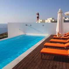 Agia Irini in Paros, Greece photographed by Christoper Wray-Mccann
