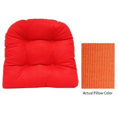 tufted seat cushion provides exceptional comfort and traditional st