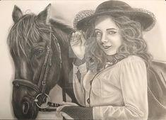 Graphite on paper 8 Canson A2 200gr) Traditional Art / Drawings / People©2018 DaisyPearl7 #animal #antunes #beauty #beleza #carvão #cavalo #chapéu #clássico #classic #daisy #dama #desenho #draw #drawing #girl #grafite #graphite #hat #hiper #horse #horsephotography #lápis #lady #margarida #passeio #pearl #pencildrawing #pensil #portrait #portraitdrawing #rapariga #realista #realistc #retrato #senhora #equestre #hiperrealistic #realismos Daisy, Princess Zelda, Drawing, Fictional Characters, Art, Daisies, Sidewalk, Sketches, Portraits