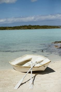 Spring Break Destination – Caicos Islands I love this picture. It reminds me of a decorating theme
