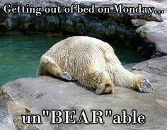 It gets tough sometimes...
