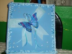 Otra bella idea para los amantes de las mariposas