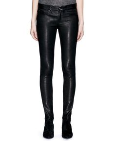 148ce070d63023 Women Leather Pants · http://www.quickapparels.com/skinny-stretch-lambskin-