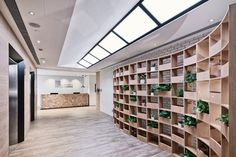 Stephenson Hardwood headquarter office by Spatial Concept, Hong Kong