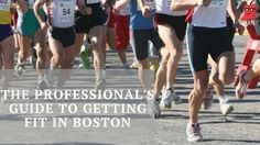 The Professional's Guide to Getting Fit in Boston