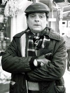 David Jason as Granville - Open All Hours Great Comedies, Classic Comedies, British Comedy, British Actors, Comedy Actors, Actors & Actresses, Detective, Ronnie Barker, Open All Hours