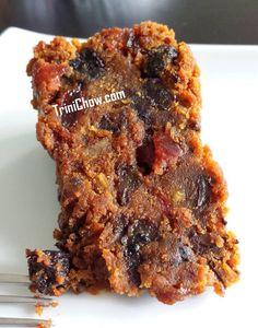 Fruit cake #food #recipe #island #summer #Trinidad #Tobago
