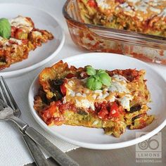A meatless lasagna that will knock your socks off. The star of the show is the Lemon-Basil Cashew Cheese Sauce, which is incredibly creamy and flavorful. Vegans and meat-eaters alike love this reci...
