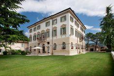 ♕  VILLA VENETA IN VALPOLICELLA: Villa di Lusso in vendita a Verona, Veneto