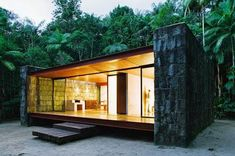 Casa Minima y Moderna