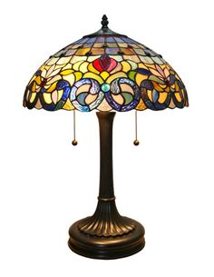 Shop Fine Art Lighting Ltd. Tiffany Table Lamp at Lowe's Canada. Find our selection of table lamps at the lowest price guaranteed with price match. Metal Table Lamps, Table Lamp Sets, Light Table, Lamp Light, Fine Art Lighting, Tiffany Table Lamps, Stained Glass Lamps, Drum Shade, Lamp Design