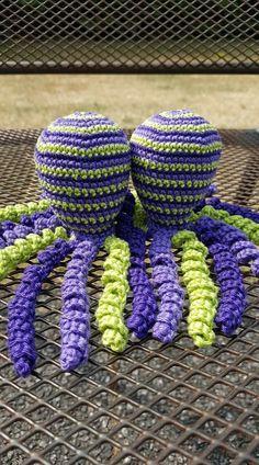 Deze inktvisjes zijn gemaakt door  Wilma Bakker.