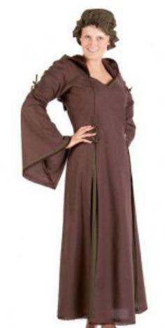 Robe médiévale paysanne
