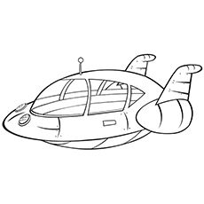 little einstein rocket ship coloring pages | Little Einsteins coloring page - Big Jet! | Little ...