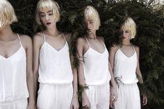 Ophélie Secq - Hair&Make-up Artist - Fashion