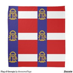 Flag of Georgia Kerchiefs