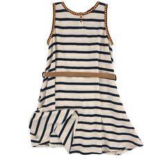 Scotch & Soda - Striped jersey dress - 118651