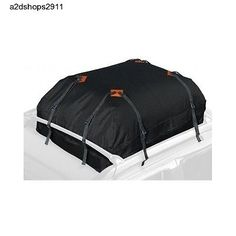 Foldable Waterproof Roof Top Cargo/Gear Protector Storage Bag w/Cambuckle Straps