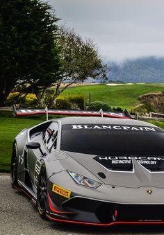 Lamborghini Huracan Blancpain
