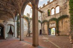 Castello Della Paneretta.  Rooms, wine tours and cooking classes.