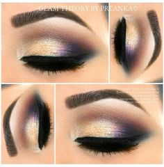 Love these eyeshadows. #UrbanDecayCosmetics #Vice2 #Palette
