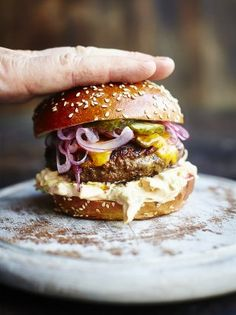 Insanity Burger | Comfort Food | Jamie Oliver                                                                                                                                                                                 More