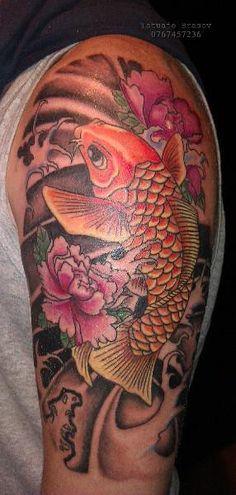 22838-koi-fish-half-sleeve-tattoo_large.jpg (286×600)