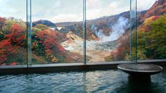 Autumn at the Noboribetsu Spa, Hokkaido - Savvy Tokyo Japanese Spa, Hakodate, Outdoor Baths, Japan Travel Guide, Spring Resort, Burn Calories, Hot Springs, Tokyo, Tourism