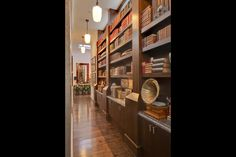 Built ins The Reserve | Holmby Hills