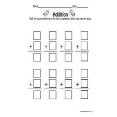 Free worksheet from Worksheets-for-math.com by Rock N