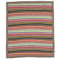 Mamas and Papas - Striped Timbuktales Knitted Blanket - x - BRAND NEW in Baby, Pushchairs, Prams & Accs. Color Stripes, Stripes Design, Mamas And Papas, Big Top, Baby Warmer, Nursery Furniture, Knitting Designs, Knitting Patterns, Knitted Blankets