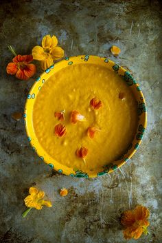 Carrot Ginger Soup this can be a vegan recipe if it is made with veggie broth instead of bone broth