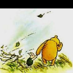 """""""If you live to be a hundred, I want to live to be a hundred minus one day so I never have to live without you.""""  ― A.A. Milne, Winnie-the-Pooh"""