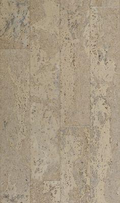 Nevoa Alba cork floor