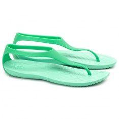 Sexi Flip Island Green - Miętowe Piankowe Sandały Damskie - 11354 Flats, Model, Shopping, Shoes, Fashion, Loafers & Slip Ons, Moda, Zapatos