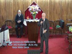 Dios tomando el control de toda situación. Pastor Walter Garcia. 04-05-2014
