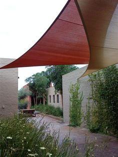 Garden shade solution