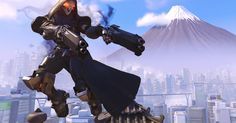 'Overwatch' nearly featured a cat in a jetpack on its hero roster