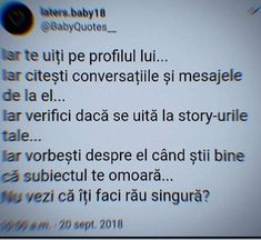 I still do not notice that he no longer gives me money .- Încă nu observ ca el nu mai da doi bani pe mine… I still do not notice that he no longer gives me money … - Outer Space Party, Diy Fashion Hacks, Let Me Down, Food Themes, Quote Aesthetic, Birthday Fun, Social Platform, Funny Texts, Cool Words