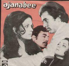 Ajanabee Bollywood Vinyl EP